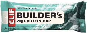 Clif Chocolate Mint Builders Bar