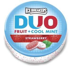 Strawberry Flavored Cool Mint